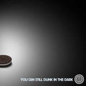 Oreo Blackout Ad