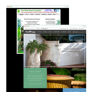 plant stand of arizona website