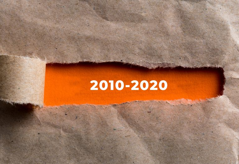 A Decade in Review, From a Marketing Perspective
